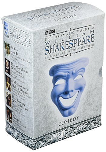 BBC Shakespeare Comedies DVD Giftbox by PBS