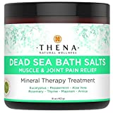 Organic Joint & Muscle Relief Soak, Natural Arthritis Remedies With Arnica & Stress Relieve Essential Oils, Best Spa Bath Sea Salts Product For Relaxation, Soothe Back Neck Shoulder Pain Aches Tension review