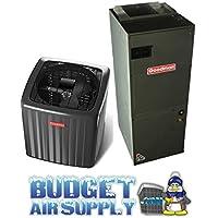 Goodman 2.5 Ton 15 SEER R410A Complete Split System Heat Pump SSZ140301, ASPT36C14