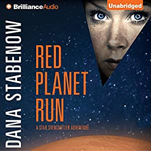 Red Planet Run Audiobook