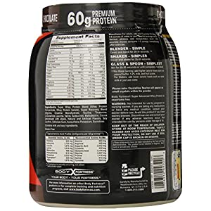 Body Fortress Super Advanced Whey Protein - 1.95 Lbs. - Chocolate