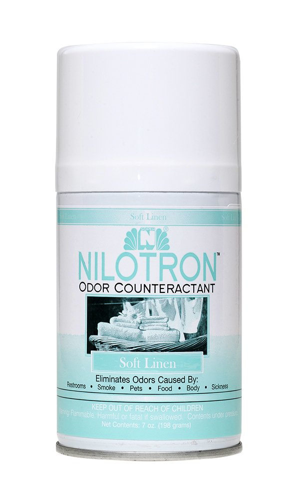 Nilodor Nilotron Aerosol Refill Soft linen