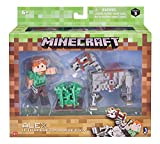 """Best ALEX Toys Toys For 5 Yr Old Girls - Minecraft 3"""" Action Figure: Alex with Skeleton Horse Review"""