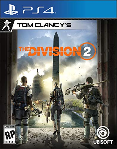 Video Games : Tom Clancy's The Division 2 - PS4 [Digital Code]