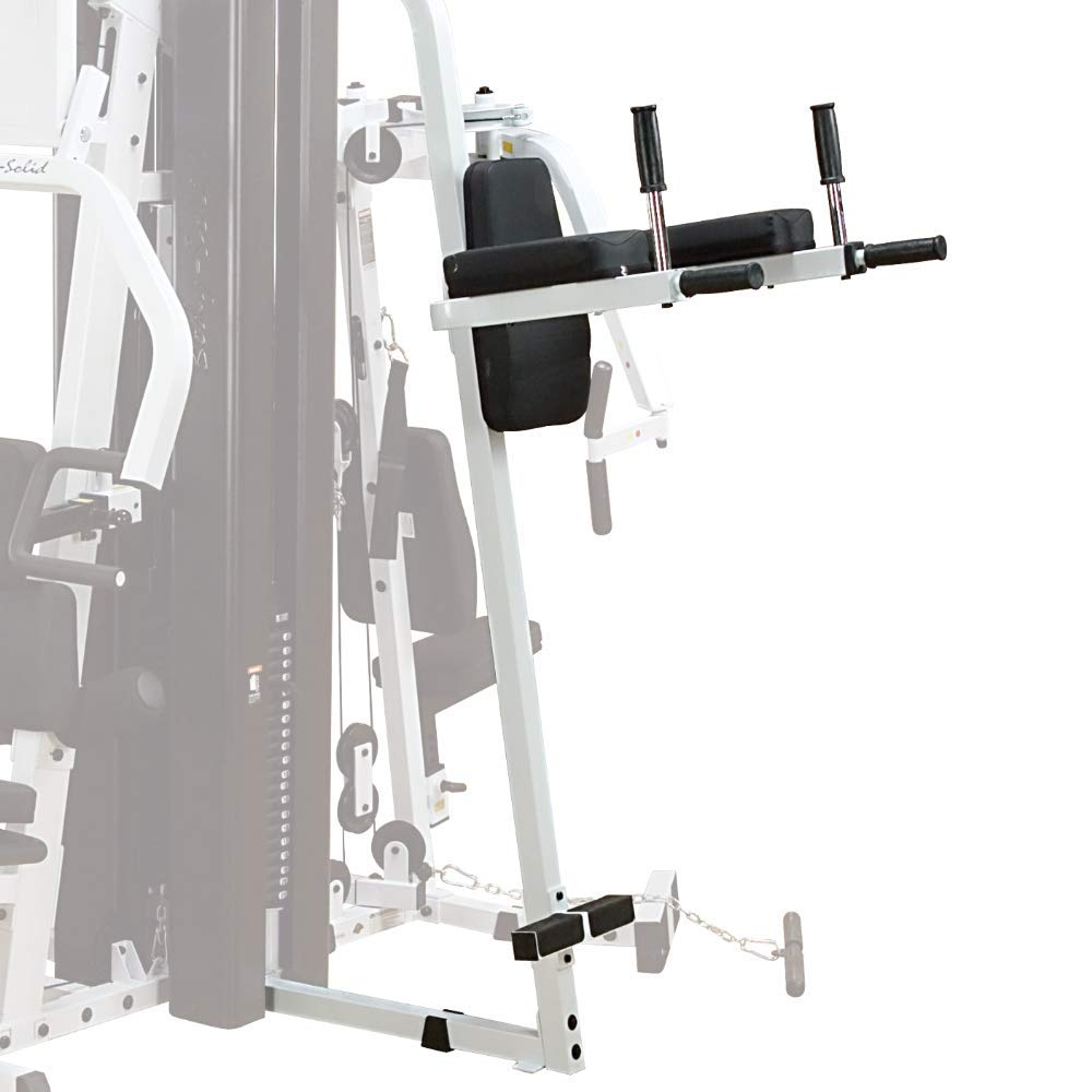 Body-Solid Knee Raise Dip Station for Body-Solid EXM Series Gyms (VKR30)
