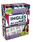 Inglés en 100 días - Inglés en un mes - Audio Pack (Libro + 3 CD's Audio) (Ingles en 100 Dias)