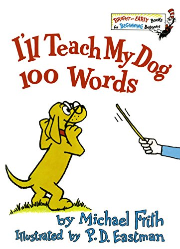 I'll Teach My Dog 100 Words -