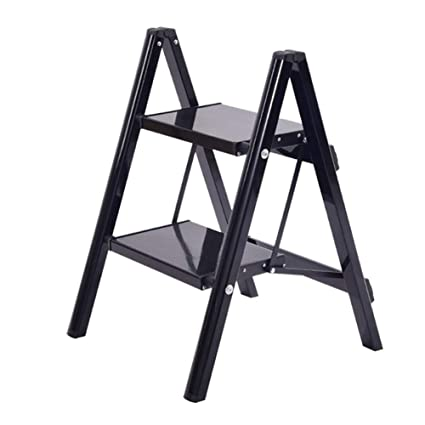 Outstanding Amazon Com Hydt 2 Step Non Slip Step Ladder For Adults Creativecarmelina Interior Chair Design Creativecarmelinacom