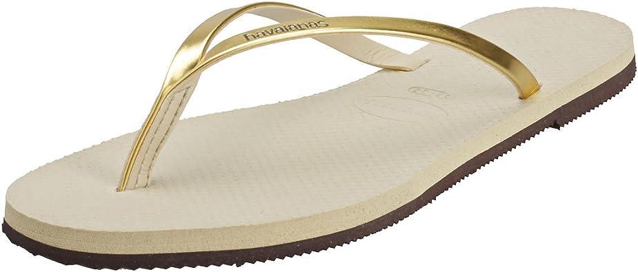 Havaianas You Metallic, Chanclas Mujer: Amazon.es: Zapatos y complementos