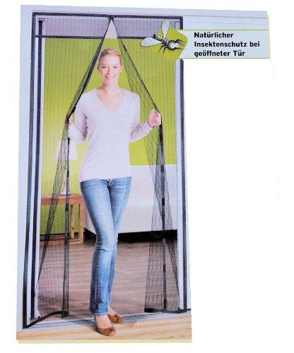 Innovativ Tür Fliegengitter - Moskitonetz - natürlicher Insektenschutz bei  OV87