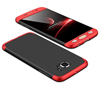 samsung s6 coque rouge