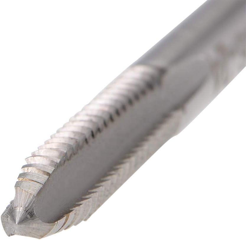 sourcing map Machine Tap 1//2-20 BSW Thread Pitch 4 Straight Flutes H2 High Speed Steel