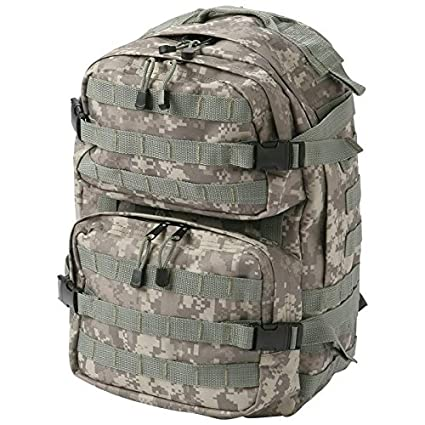 8e7db5678d5 Extreme Pak Digital Camo Water-repellent Backpack