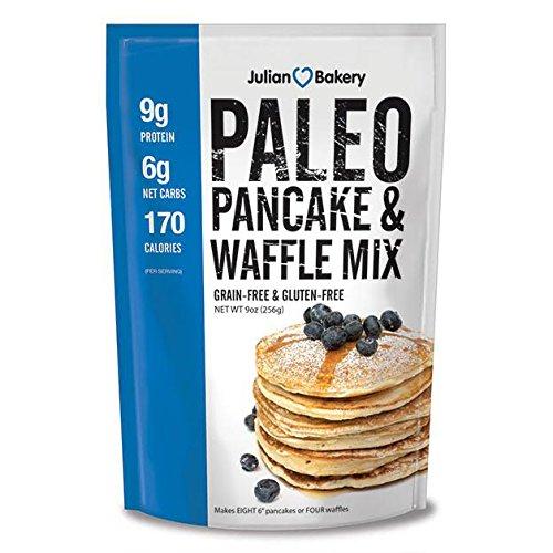 Paleo Pancake & Waffle Mix (Low Carb & Gluten Free)