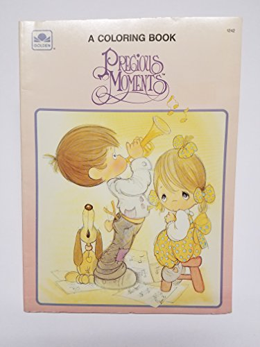 Precious Moments (Coloring Book) by Butcher Samuel J. (1990-02-01) Paperback