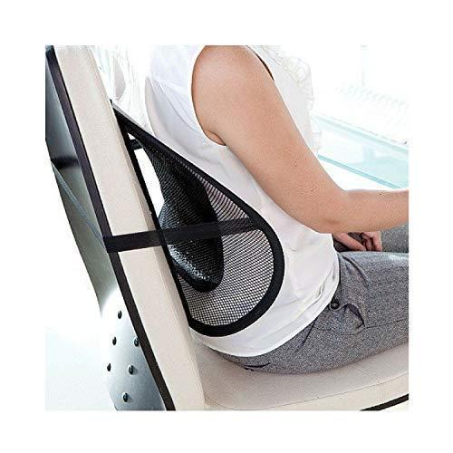Supporto Lombare Di 2a Generazione Ergonomico Massaggiante Per Auto Regolabile Uomo Donna Riduce Il Dolore Di