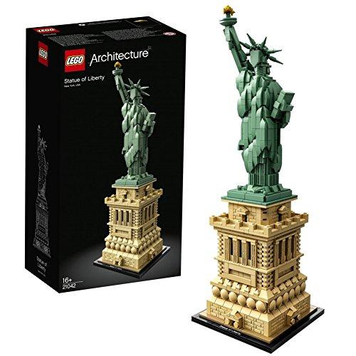 Lego Architecture Statue Of Liberty 21042 Building Set  1685 Piece