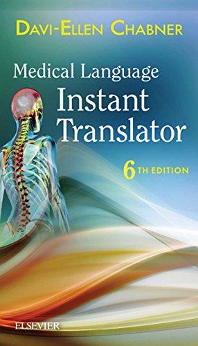 Download Medical Language Instant Translator -- E-Book