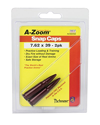 A-Zoom 12234 Rifle Metal Snap Cap
