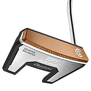 "Cleveland Golf Men's TFI 2135 Elevado CB Golf Putter, 35"", Right Hand"