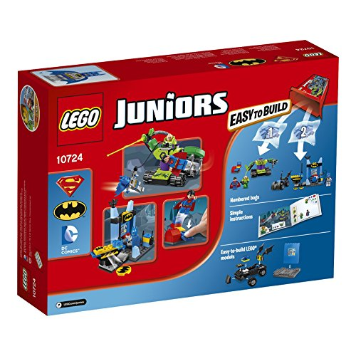 Lego Junior Batman & Superman vs Lex Luther 10724 at Gotham City Store