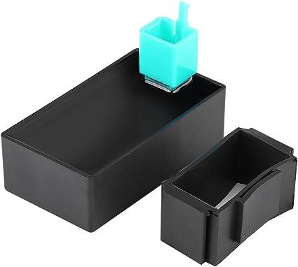 High Performance DC 4 Pin CDI Box Fits for most 50cc 70cc 90cc 110cc Scooter ATV DY100 Qiilu 4 Pin CDI Box