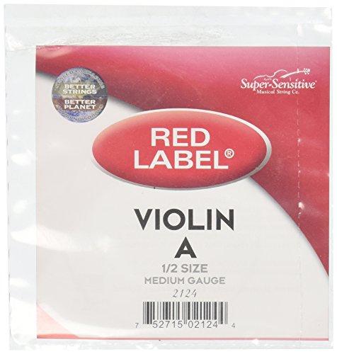 Super Sensitive Violin Strings (2124)