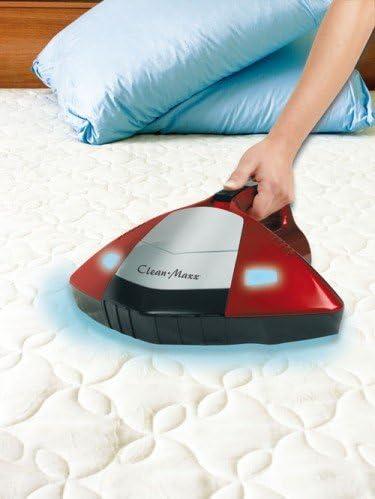 Clean Maxx - Aspiradora antiácaros con filtro especial para personas alérgicas: Amazon.es: Hogar