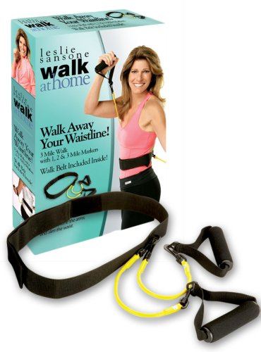 Leslie Sansone: Walk at Home: Walk Away Your - Belt Sansone Leslie