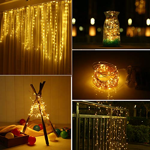 Waterproof Garden String Lights