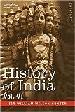 History of India, William Wilson Hunter, 160520501X