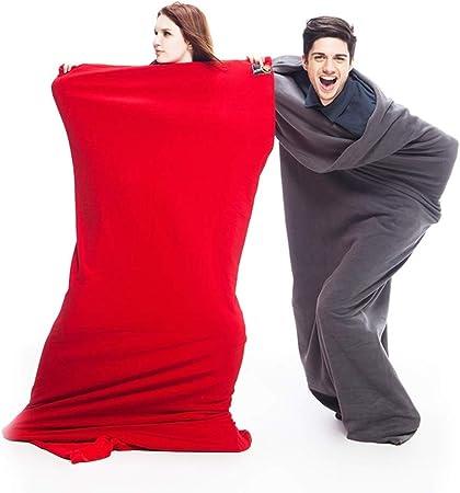 Flannel Sleeping Bag Liner//  Sleeping Blanket