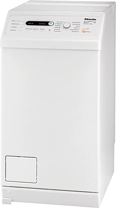 Miele W695F WPM D LW Waschmaschine / TL / Energieklasse A+++ / 150 kWh/Jahr / 8800 Liter/Jahr / 6 kg / Lotosweiß / 1400 UpM /