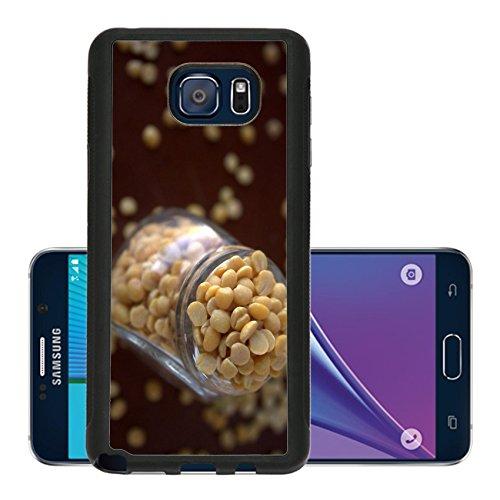 Liili Premium Samsung Galaxy Note 5 Aluminum Backplate Bumper Snap Case Channa Gram Lentils Legume Image 166896 (Split Channa compare prices)