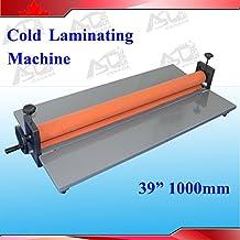 "39""(1000mm) Manual Cold Laminating Mounting Vinyl Film Machine Laminator(Item# 026205)"