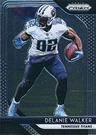 huge selection of 25089 c66f1 Amazon.com: 2018 Panini Prizm #11 Delanie Walker Tennessee ...