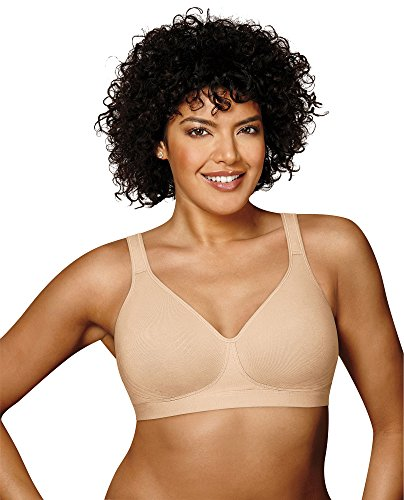 - Playtex Women's 18 Hour Lift and Support Cool Comfort Cotton Stretch Bra, Soft Taupe Cotton, 42C