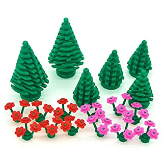 LEGO Garden Pack - Trees and Flowers