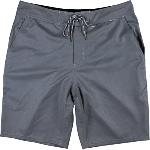 Matix Mens Welder Boardshort Size 38 Charcoal - Short Matix Clothing