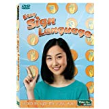 Learn sign language and communicate with family, friends, and co-workers! In this interactive DVD, professional sign language interpreter Renee Moore will show you a simple and fun way to learn American Sign Language! Open up new worlds and quickly ...