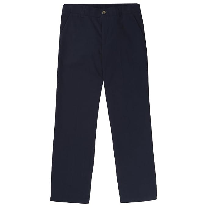0624a8f3d8a Amazon.com  French Toast Boys  Straight Leg Twill Pant  Clothing