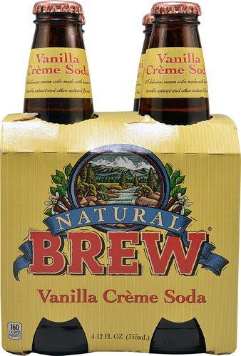 Natural Brew Vanilla Créme Soda -- 12 fl oz - 2 pc