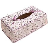 Home/Office/Car Decor Tissue Box Napkin Box Case Rectangle Tissue Holders T01