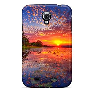 New Design On Ilm7260aYMR Case Cover For Galaxy S4