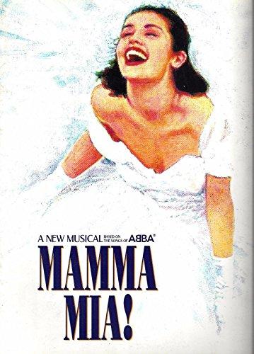"Siobhan McCarthy ""MAMMA MIA"" Lisa Stokke / ABBA 1999 Original London Cast Souvenir Program"
