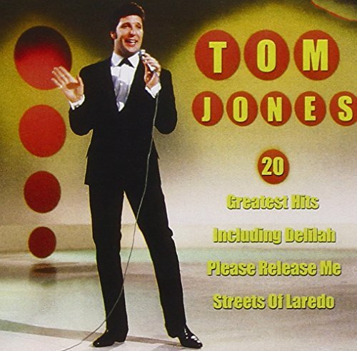 20 greatest hits by Tom Jones