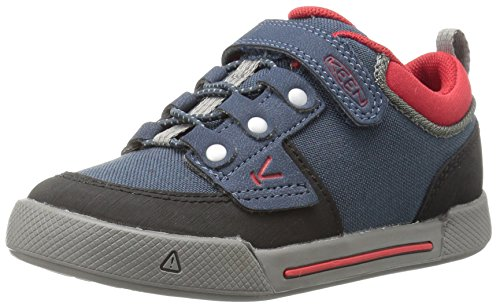 Keen , Sandales pour fille bleu midnight navy / formula one