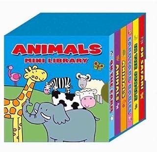 ANIMALS MINI LIBRARY