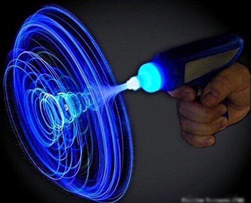 Cool4Toys LED Light Up Fiber Optic Space Gun Super