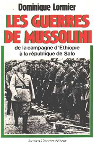 Livre gratuits Les guerres de Mussolini pdf